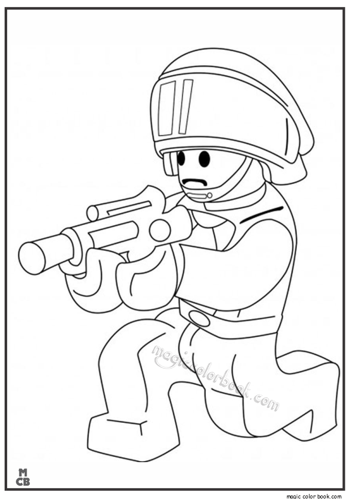 Lego Star Wars Coloring Pages Free Printable
