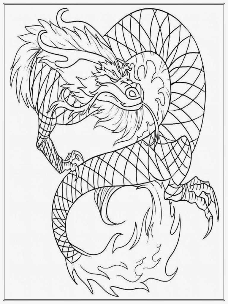 dragon coloring pages realistic cool baseball coloring