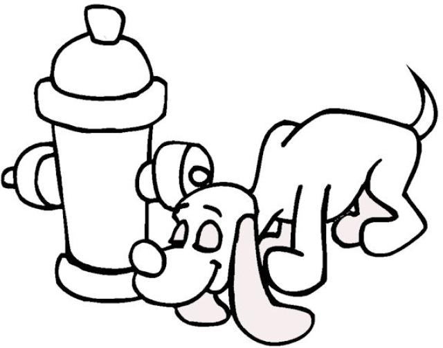 Fire Hydrant Coloring Pages Coloring Home Hydrant Coloring Pages