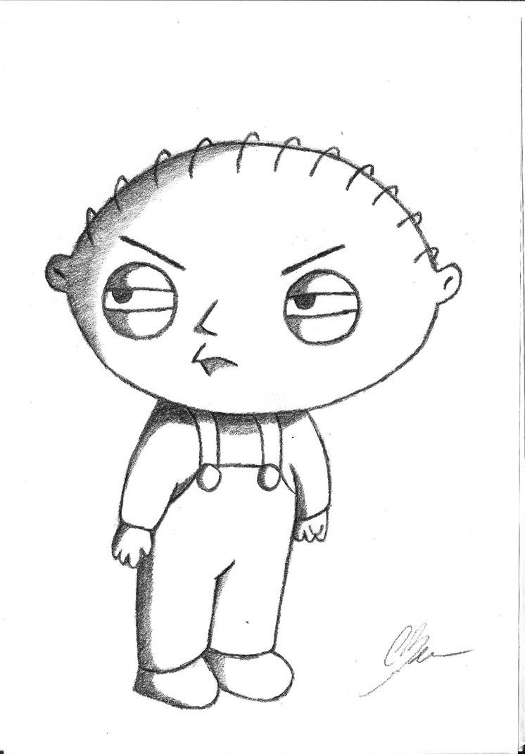free griffon coloring pages | Stewie Family Guy Coloring Pages - Coloring Home