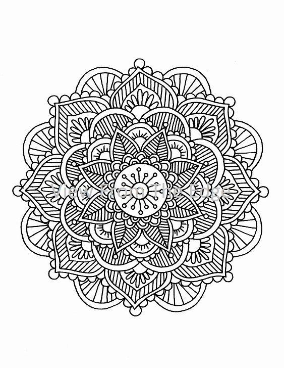 Mehndi Patterns Colouring Sheets : Mehndi coloring pages home