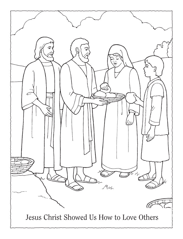 Parable Coloring Pages - Coloring Home | 914x702