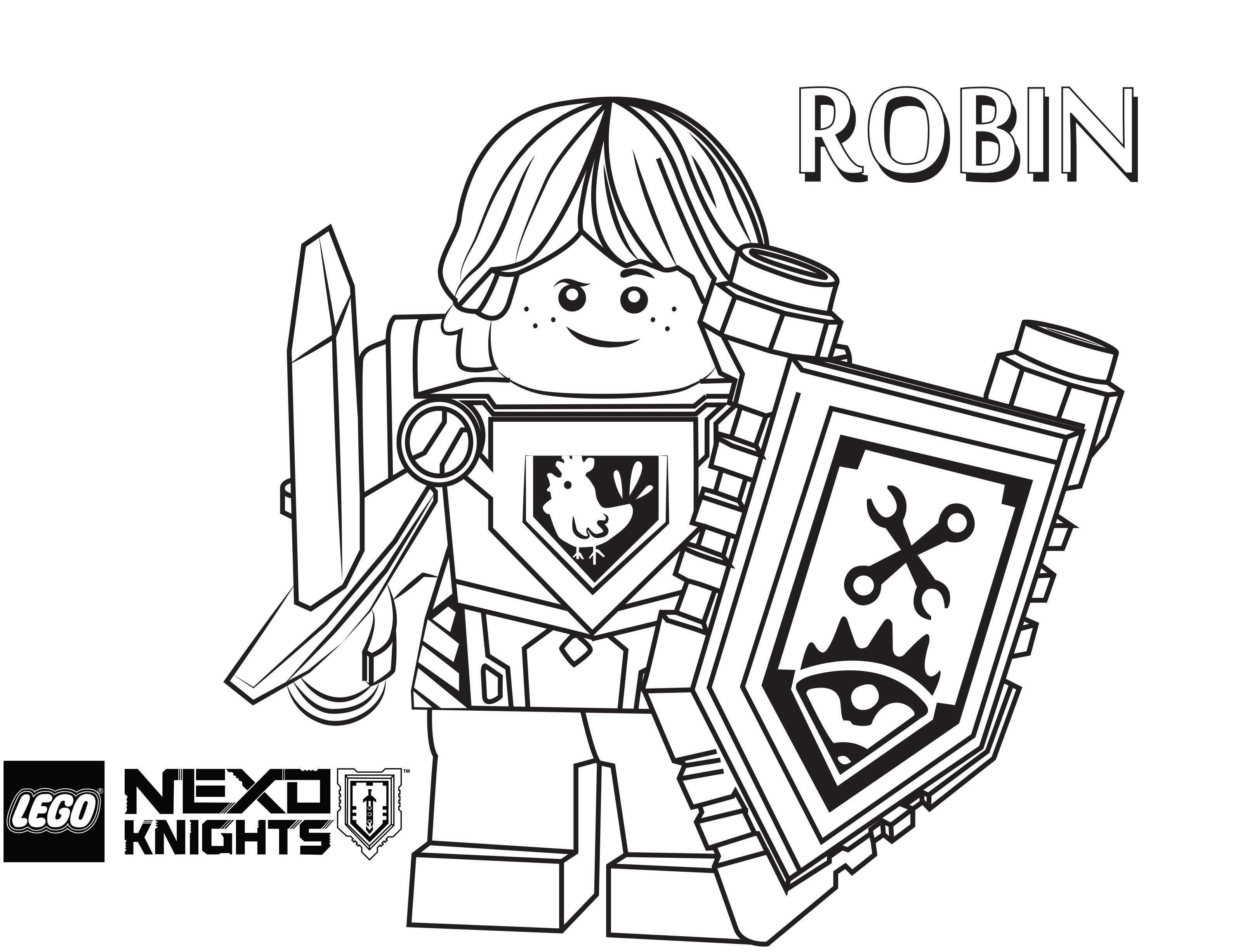 Lego Knights Coloring Pages Lance Coloring Page Colouring Page