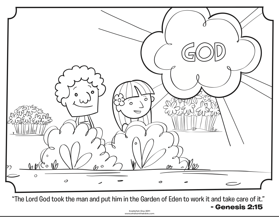 god made me coloring pages - photo#24