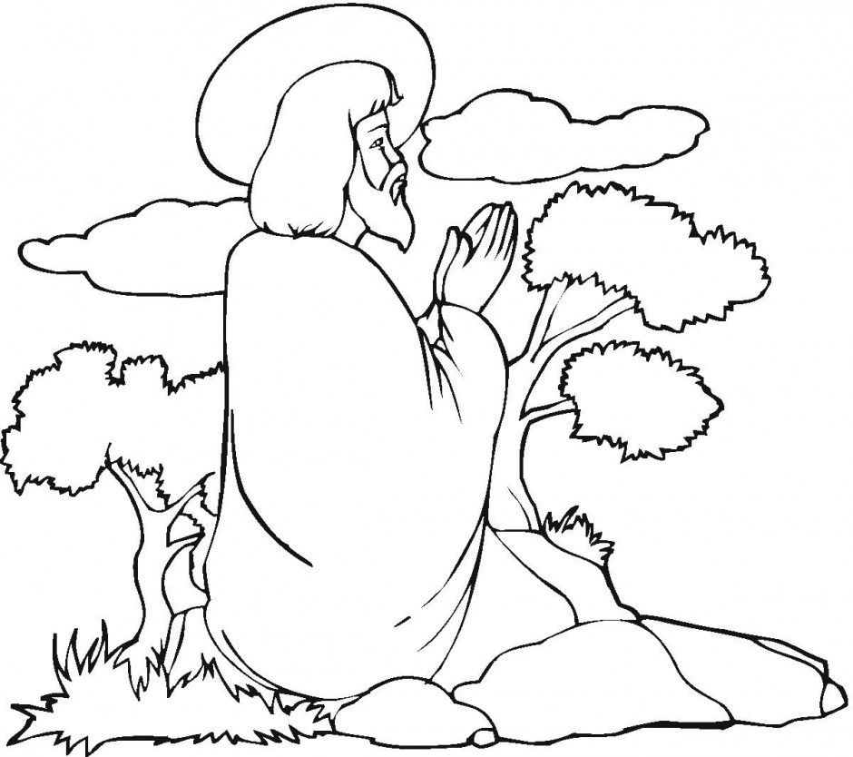 Jesus Loves The Little Children Coloring Page  Coloring Home