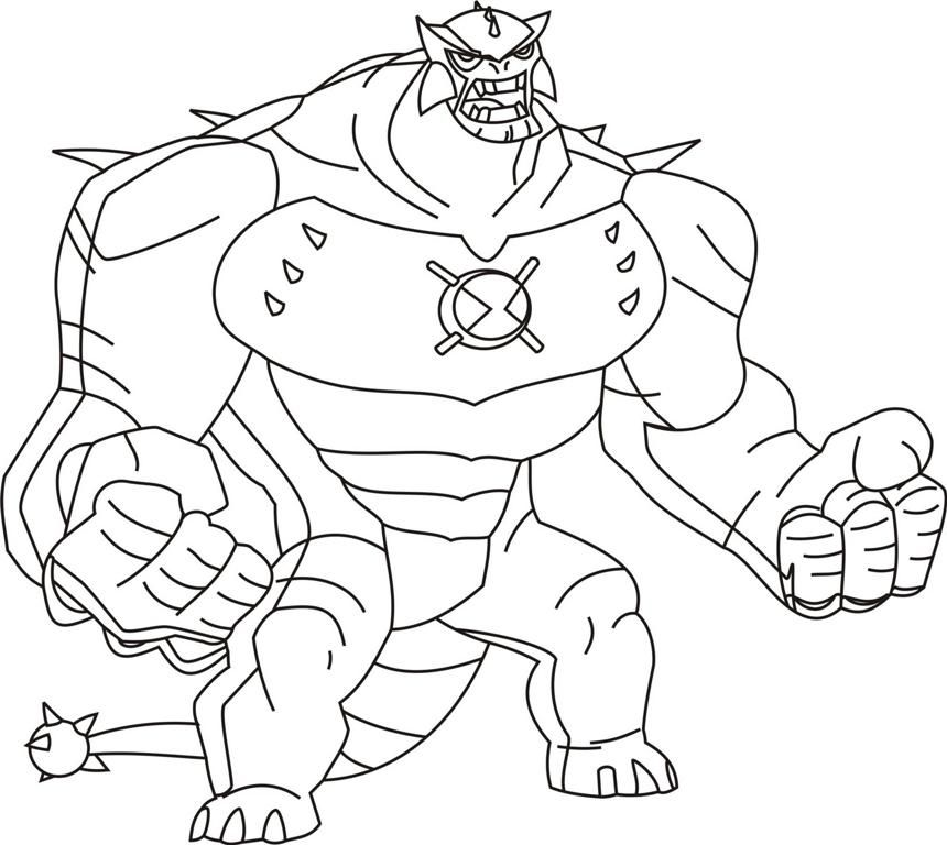ultimate coloring pages - photo#1