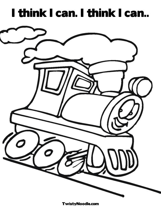 the little engine that could coloring pages az coloring pages. Black Bedroom Furniture Sets. Home Design Ideas