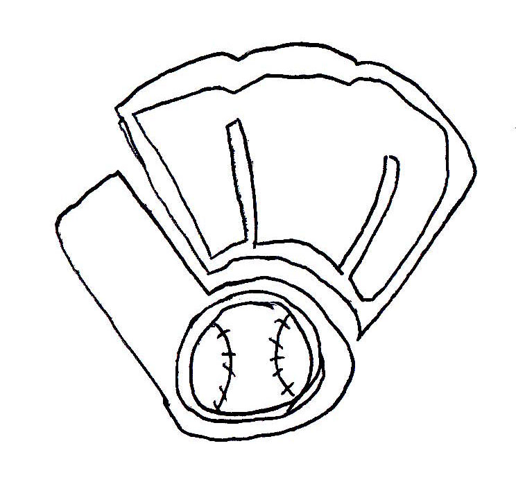 broncos symbol az coloring pages Bernie Brewer Coloring Page  Brewers Coloring Pages