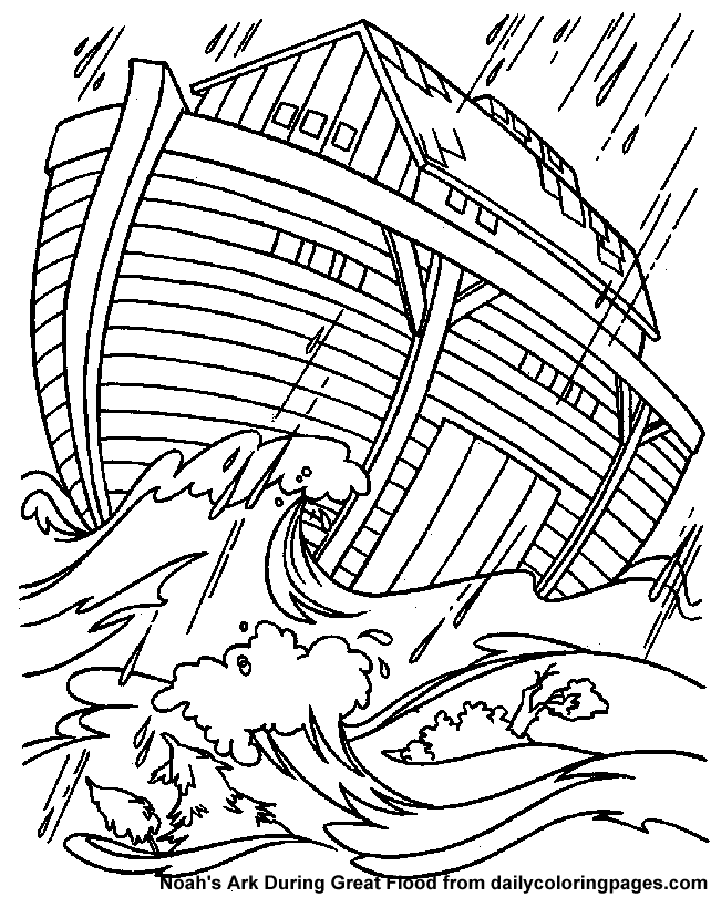 Coloring Pages Of The Bible For Kids 183 | Free Printable Coloring
