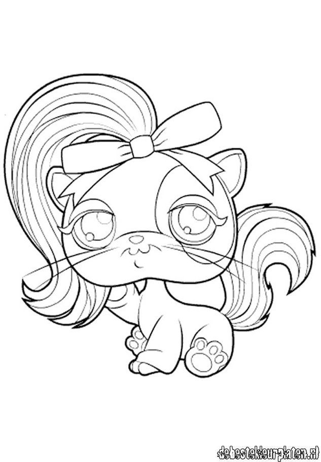 lps coloring pages dachshund | Lps Dachshund Coloring Pages Coloring Pages