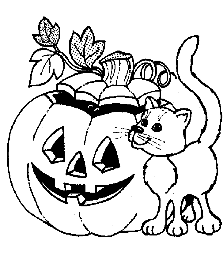 Black Cat Coloring Page Coloring Home Black Cat Coloring Page
