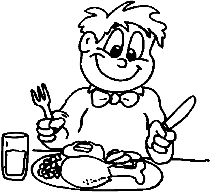 healthy eating coloring pages 108 free printable coloring pages - Healthy Food Coloring Pages