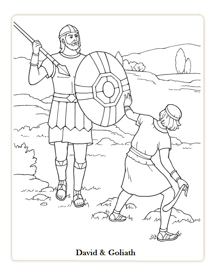 coloring pages of bible characters - photo#6
