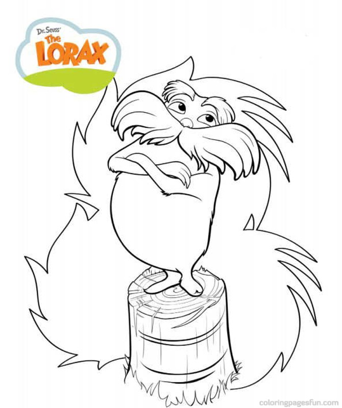 downloadable dr seuss coloring pages - photo#22