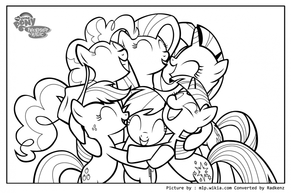 sad pinkie pie coloring pages - photo#14