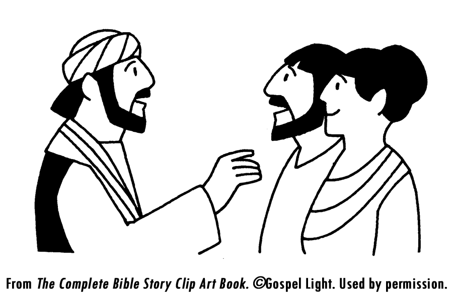 ananias and sapphira coloring pages - photo#26