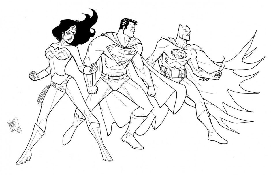 batman justice league coloring pages coloring pages for kids to
