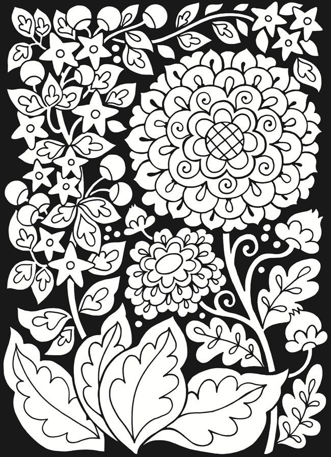 - Welcome To Dover Publications COLORING PAGES - Coloring Home