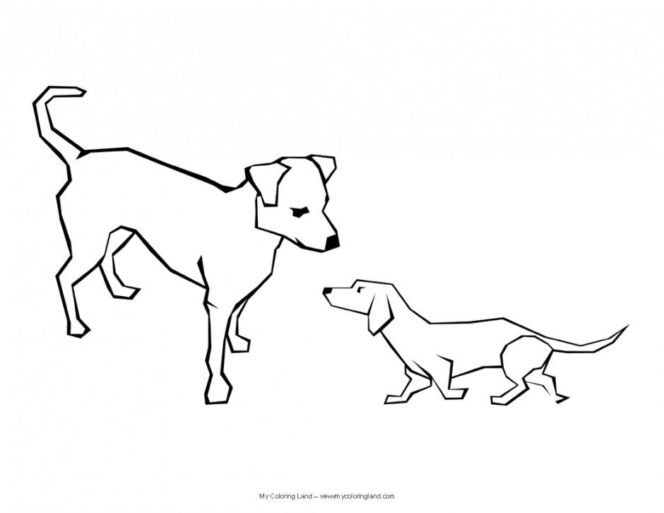 Boxer Dog Coloring Pages AZ Coloring Pages