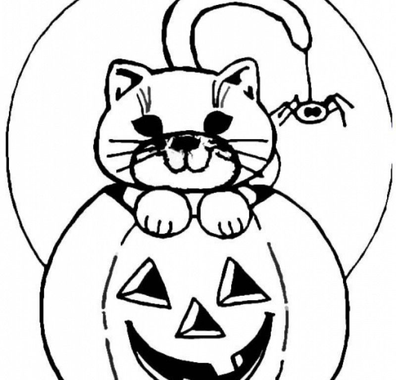 Cartoon jack o lanterns az coloring pages for Coloring pages of jack o lanterns