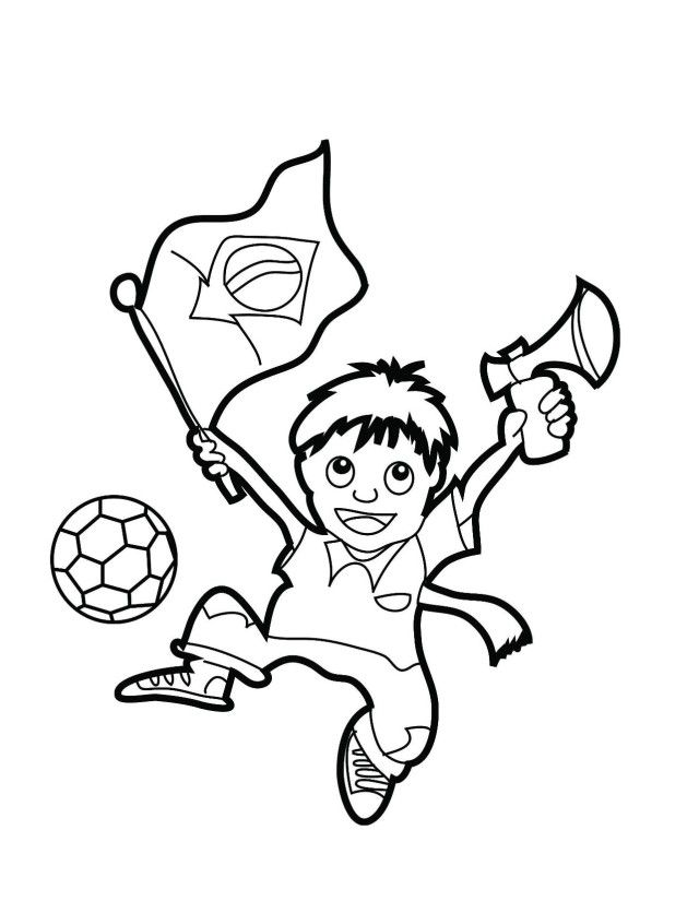 coloring pages flag brazil - photo#27