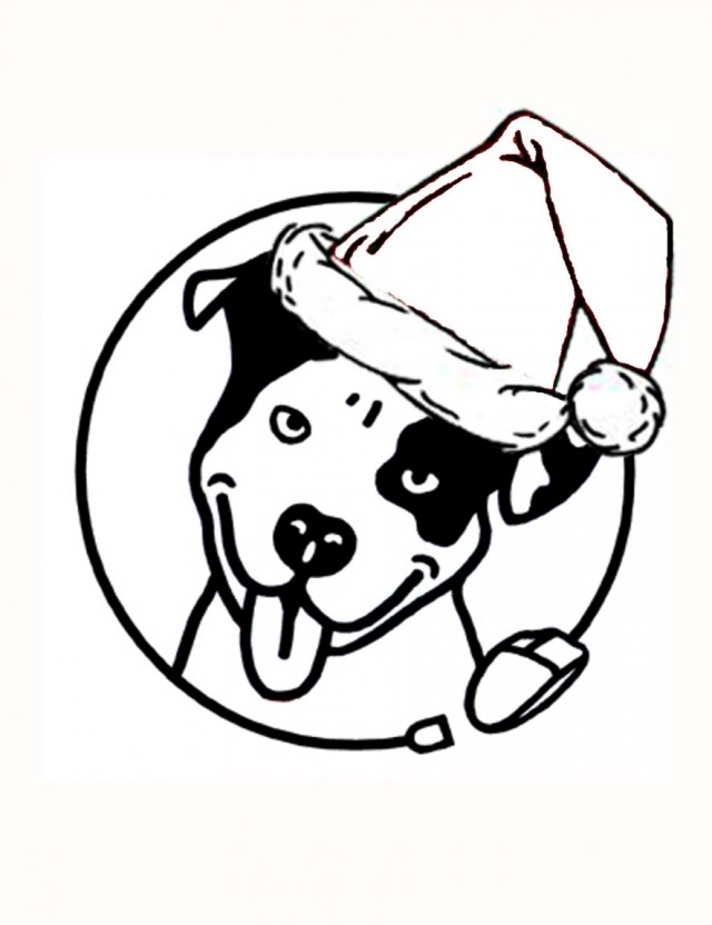 Pit Bull Rescue Central 17546 Pit Bull Coloring Pages