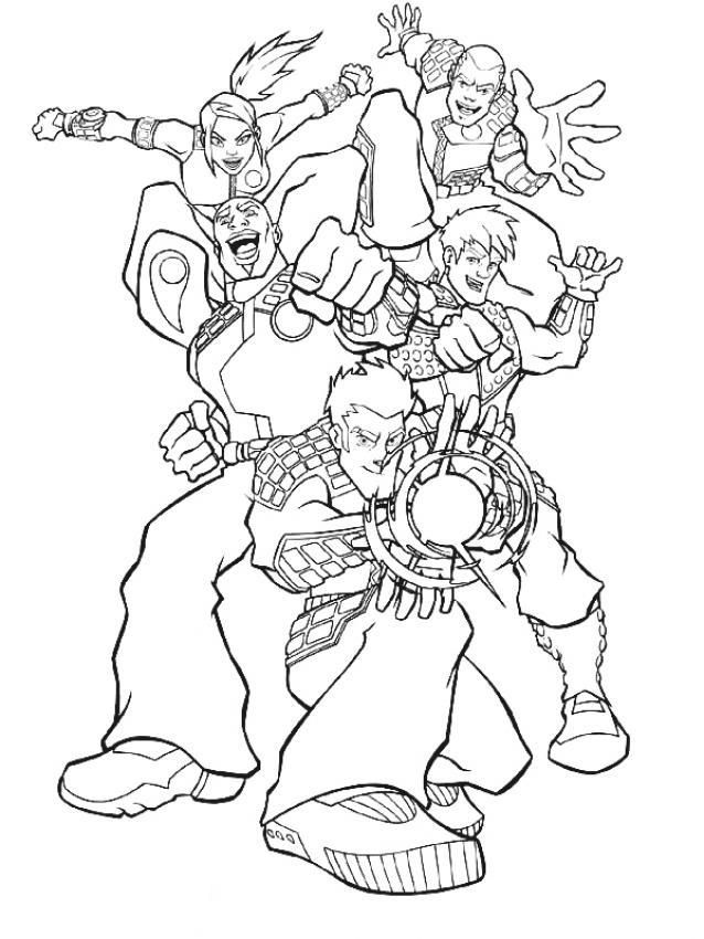 superhero coloring pages coloring home