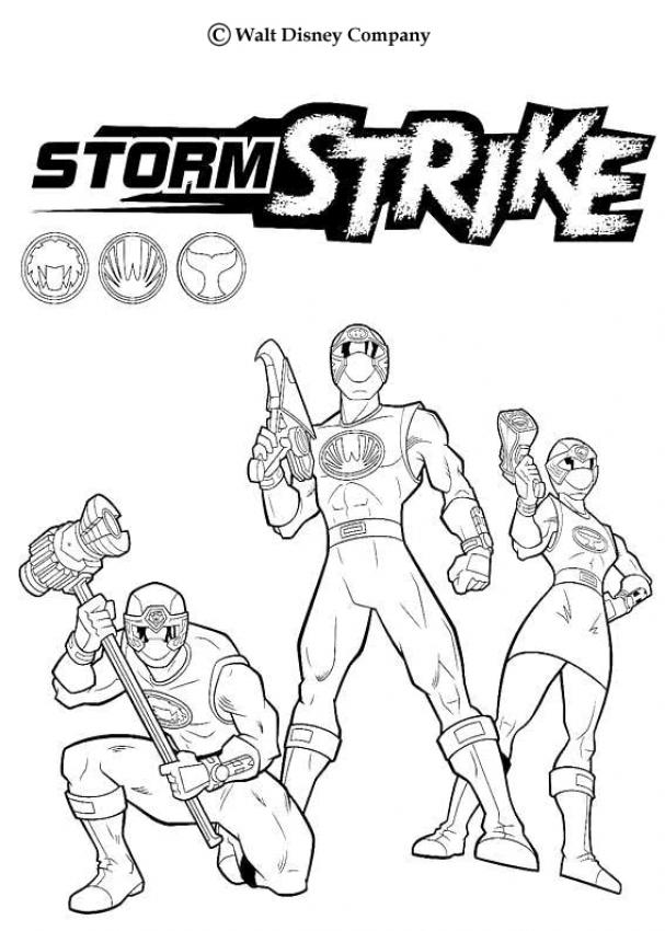 Power Rangers Spd Coloring Pages Coloring Home