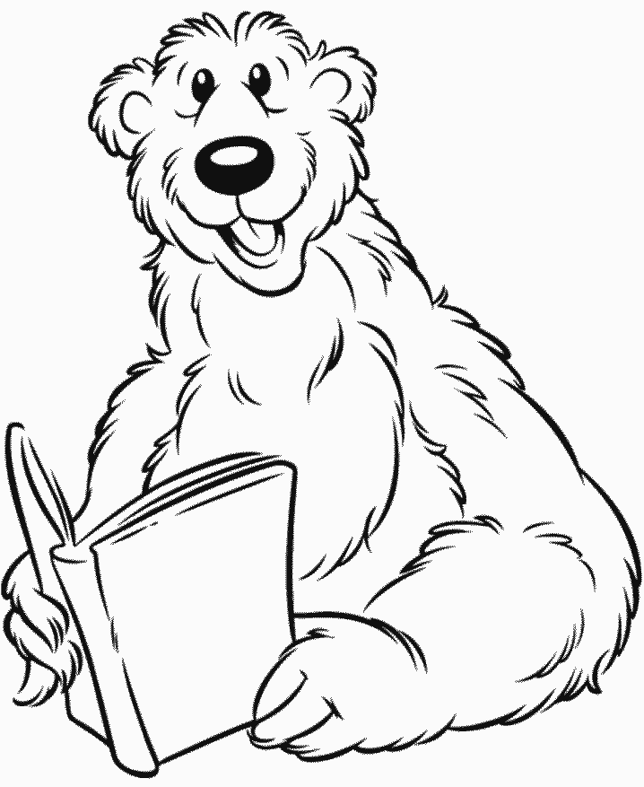 baby bear blues clues coloring pages - photo #26