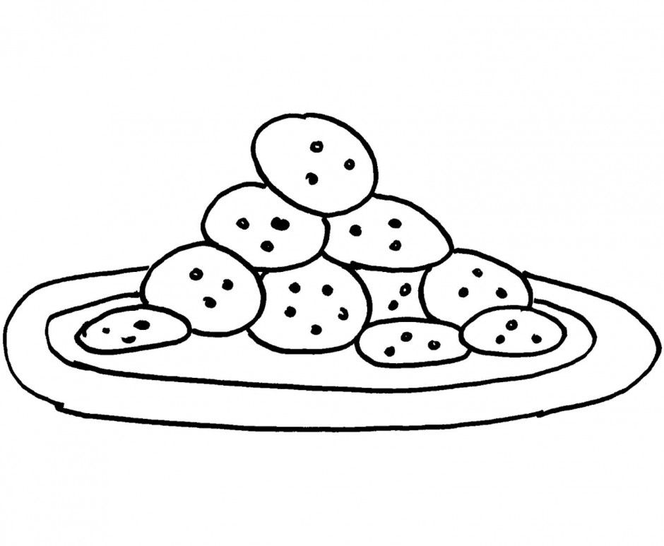 Shopkin Cookie Free Coloring Pages Cookie Colouring Pages