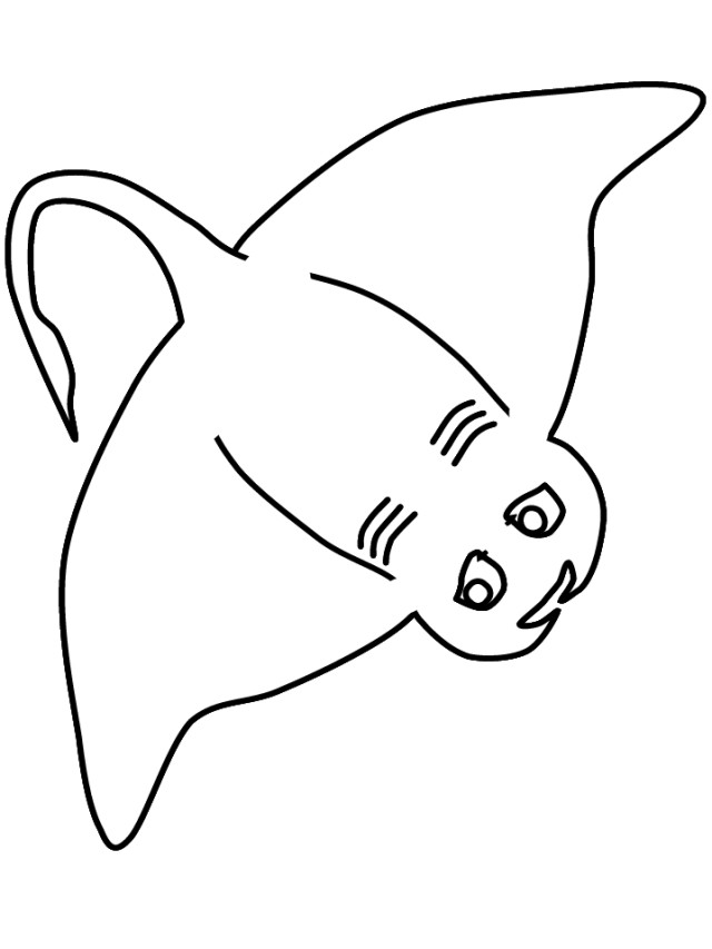 X Ray Fish Coloring Page Az Coloring Pages X Fish Coloring Page