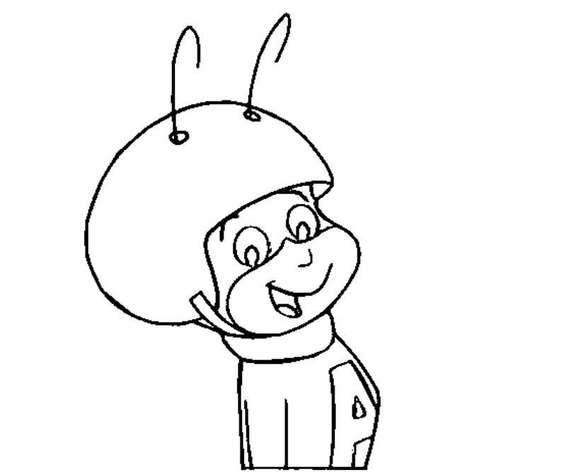 atom coloring pages - photo#14