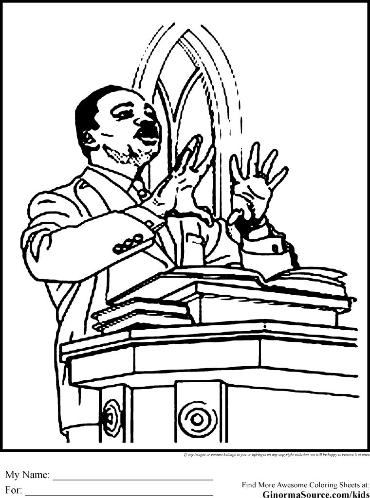 Black history month coloring pages for kids az coloring for Black history month coloring page