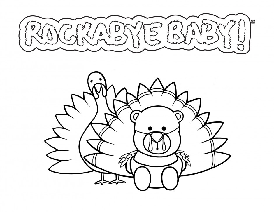 Cooked turkey drawing az coloring pages for Cooked turkey coloring pages