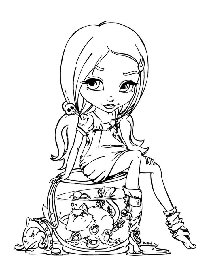 jadedragonne deviantart coloring pages - photo#11