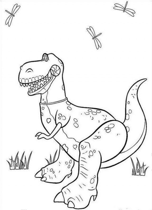 toy story lego dino coloring page coloringplus 292372 lego
