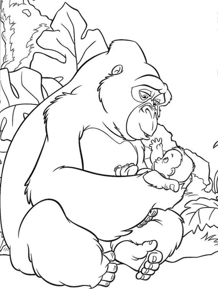Coloring Pages King Kong Az Coloring Pages Kong Coloring Pages