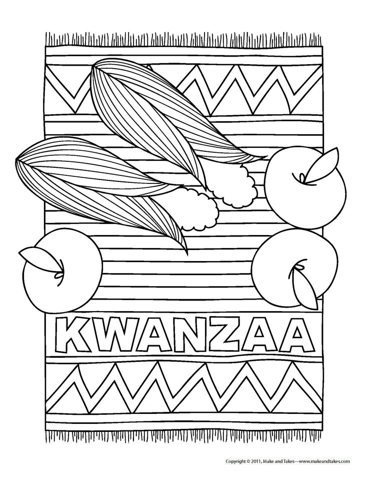 Kwanzaa coloring pages for kids az coloring pages for Kwanza coloring pages