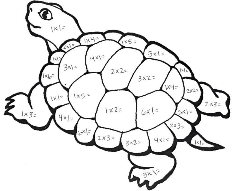 math worksheet : math coloring pages multiplication  az coloring pages : Math Color By Number Worksheets