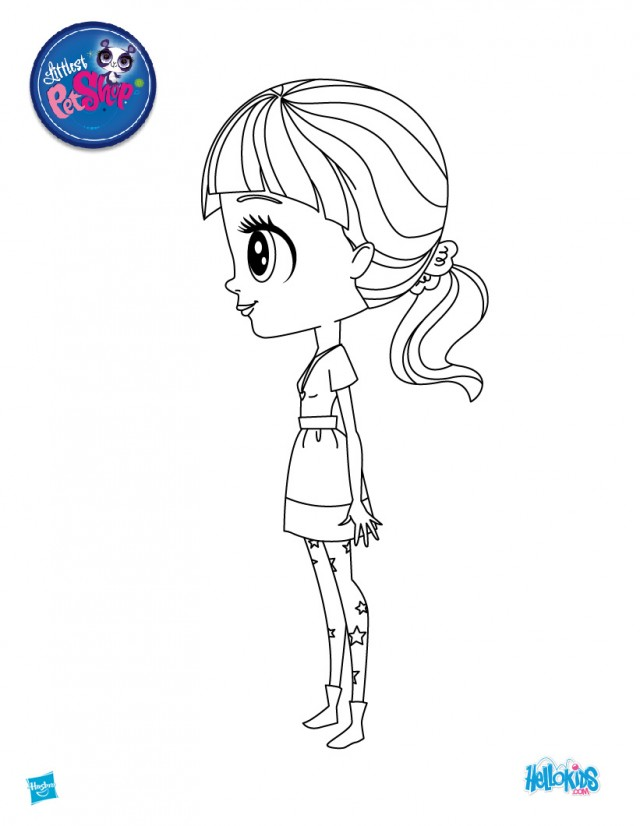 lps coloring pages games online - photo#6