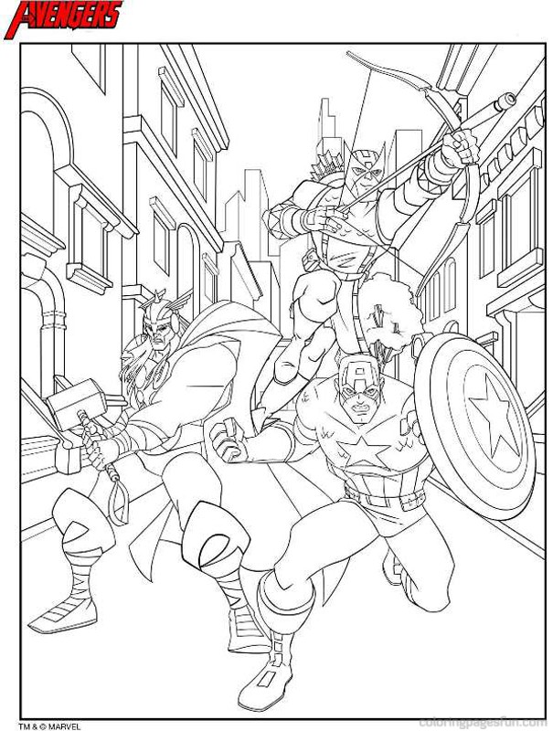 Free Marvel Coloring Pages Az Coloring Pages Free Printable Marvel Coloring Pages