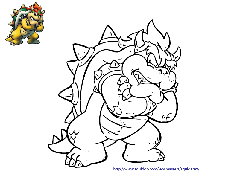 Mario Characters Coloring Pages Az Coloring Pages Mario Characters Coloring Pages