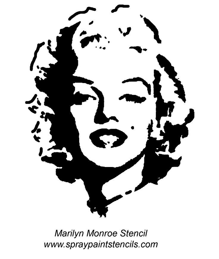 printable marilyn monroe coloring pages - photo#33