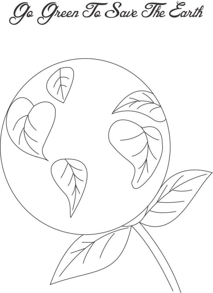 Go Green Coloring Pages Az Coloring Pages Green Coloring Pages
