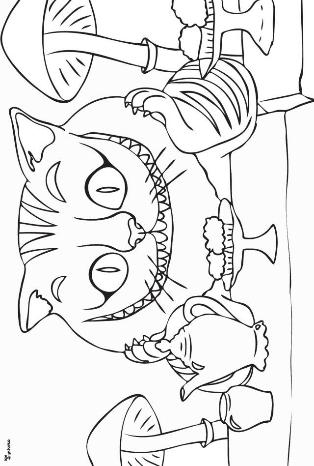 Corpse bride coloring pages az coloring pages for Tim burton coloring pages