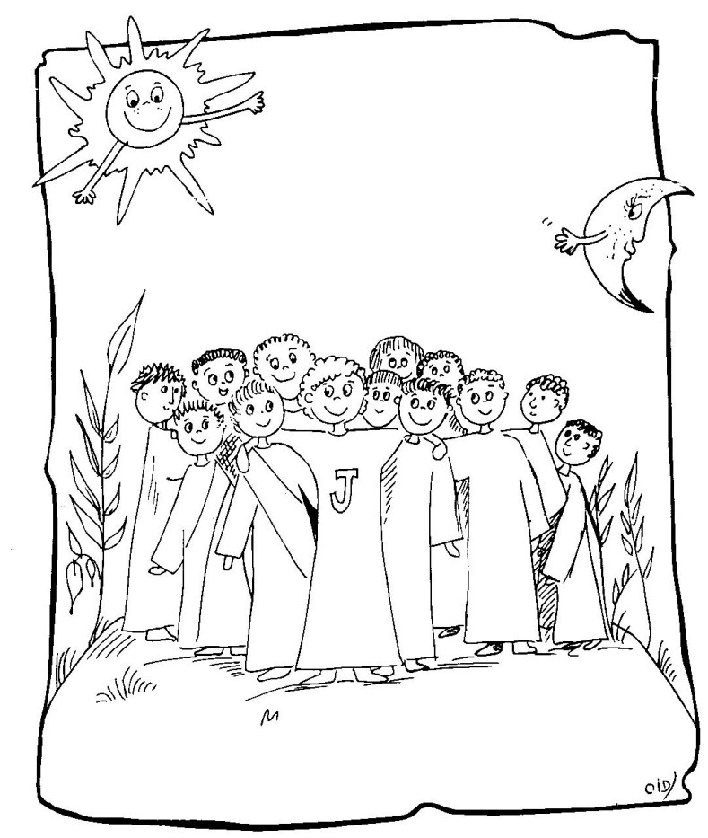 coloring pages about cesar chavez - photo#10