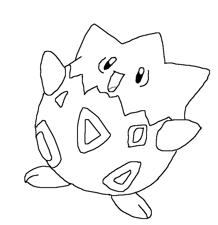Cute Pokemon Coloring Pages Printable