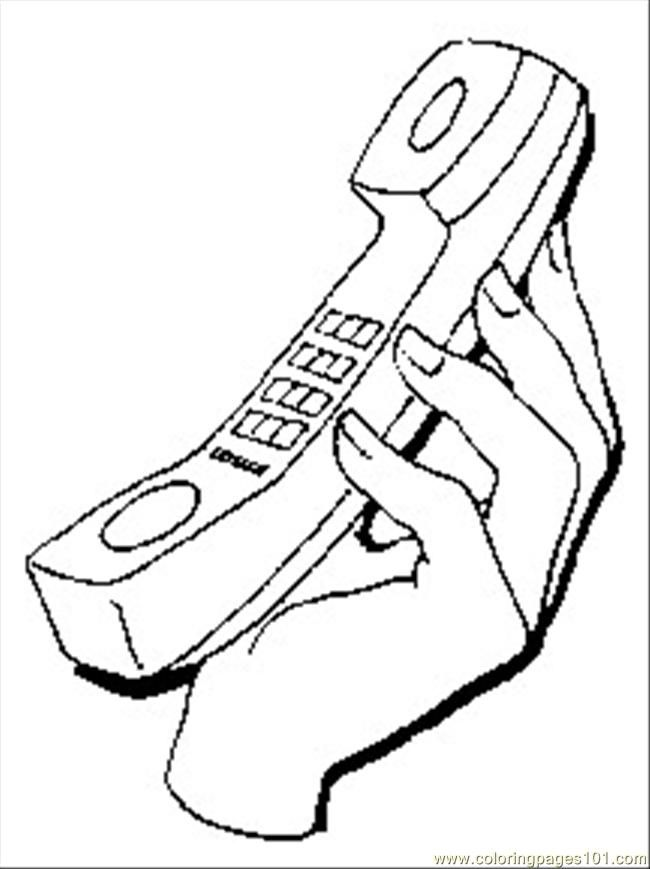 technology coloring pages - photo#30