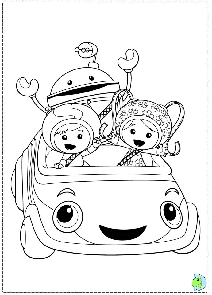 Umizoomi Coloring Pages Az Coloring Pages Umizoomi Coloring Pages Printable