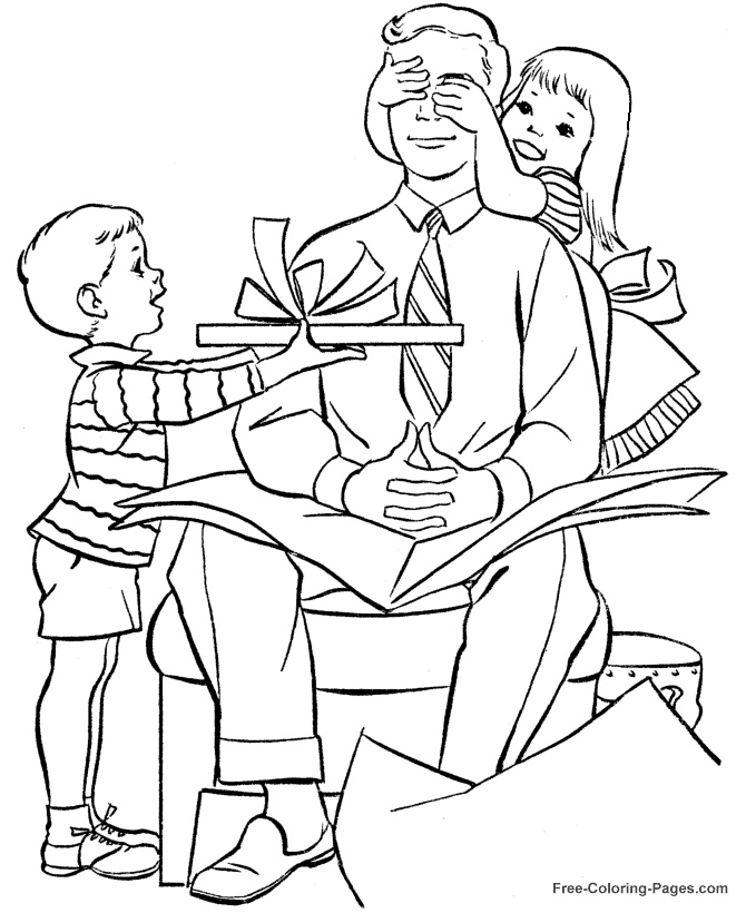 coloring-pages-7-days-of-creation-293 | Free coloring pages for kids